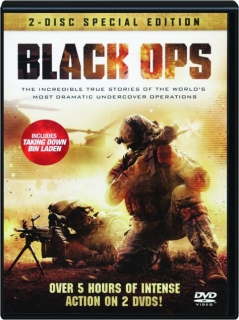 BLACK OPS: 2-Disc Special Edition