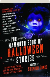 THE MAMMOTH BOOK OF HALLOWEEN STORIES
