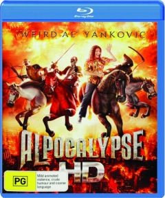 WEIRD AL YANKOVIC: Apocalypse HD