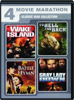 CLASSIC WAR COLLECTION: 4 Movie Marathon