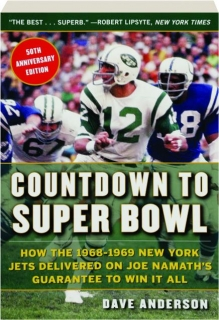 COUNTDOWN TO SUPER BOWL, 50TH ANNIVERSARY EDITION