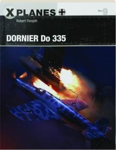 DORNIER DO 335: X-Planes 9