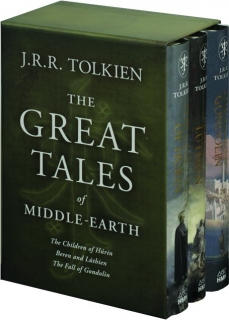 THE GREAT TALES OF MIDDLE-EARTH