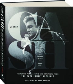 JOHNNY CASH: The Life and Legacy of the Man in Black