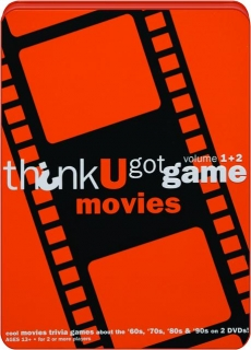 THINK U GOT GAME, VOLUME 1 + 2: Movies