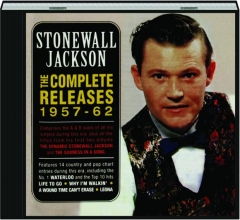 STONEWALL JACKSON: The Complete Releases 1957-62