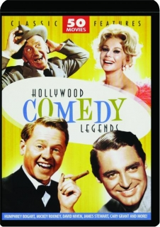 HOLLYWOOD COMEDY LEGENDS: 50 Movies