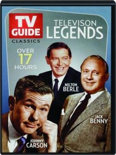 TELEVISION LEGENDS: TV Guide Classics