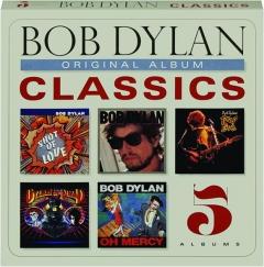 BOB DYLAN: Original Album Classics