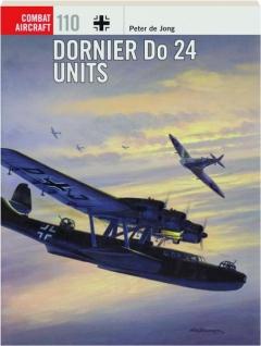 DORNIER DO 24 UNITS: Combat Aircraft 110