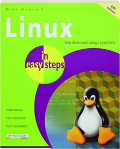 LINUX IN EASY STEPS, 6TH EDITION
