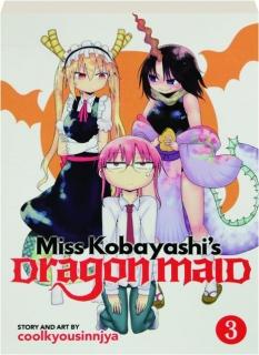 MISS KOBAYASHI'S DRAGON MAID, VOL. 3