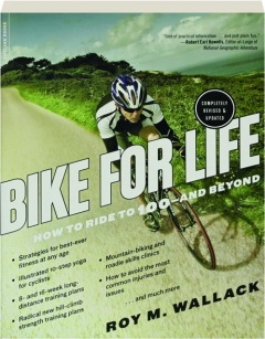 BIKE FOR LIFE, REVISED EDITION
