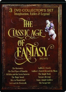 THE CLASSIC AGE OF FANTASY, 1932-1973