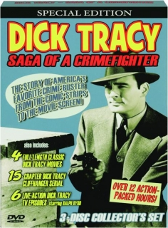 DICK TRACY--SAGA OF A CRIMEFIGHTER: Special Edition