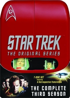 <I>STAR TREK</I>--THE ORIGINAL SERIES: The Complete Third Season