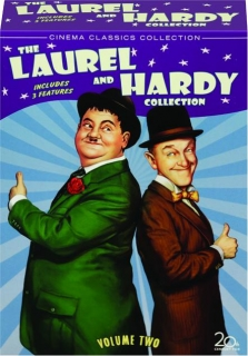 THE LAUREL AND HARDY COLLECTION, VOLUME TWO