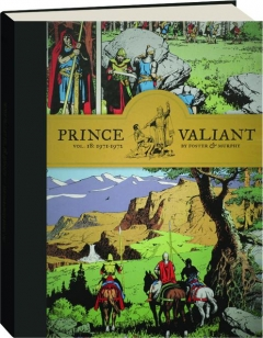PRINCE VALIANT, VOL. 18, 1971-1972