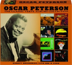 OSCAR PETERSON: The Classic Verve Albums Collection
