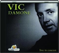 VIC DAMONE: Live in Concert