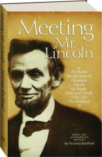 MEETING MR. LINCOLN