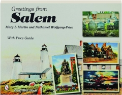 GREETINGS FROM SALEM, MASSACHUSETTS