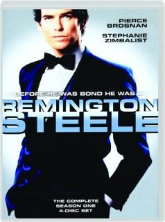 REMINGTON STEELE: The Complete Season One
