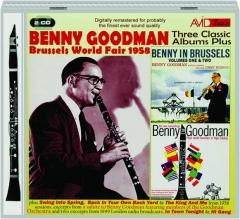 BENNY GOODMAN: Brussels World Fair 1958