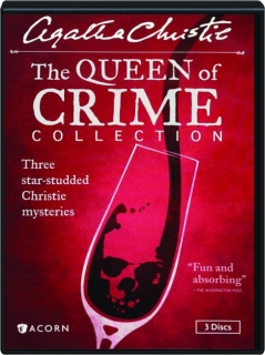 AGATHA CHRISTIE--THE QUEEN OF CRIME COLLECTION