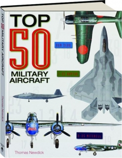 TOP 50 MILITARY AIRCRAFT