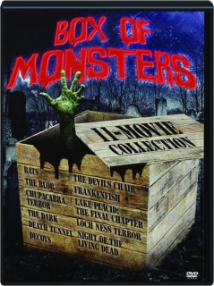 BOX OF MONSTERS 11-MOVIE COLLECTION