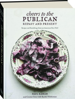 CHEERS TO THE PUBLICAN REPAST AND PRESENT