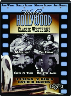 VINTAGE HOLLYWOOD: Classic Westerns