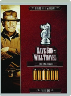 HAVE GUN-WILL TRAVEL: The Final Season, Volume One