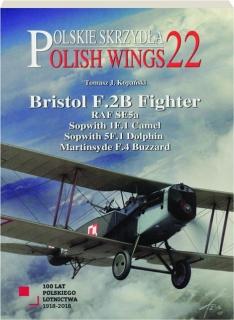 BRISTOL F.2B FIGHTER: Polish Wings 22