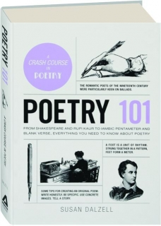 POETRY 101: A Crash Course in Poetry