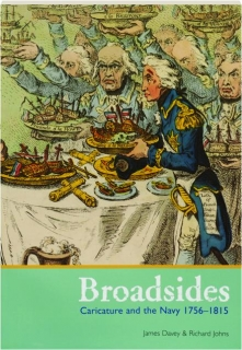 BROADSIDES: Caricature and the Navy 1756-1815