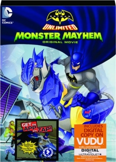 MONSTER MAYHEM: Batman Unlimited