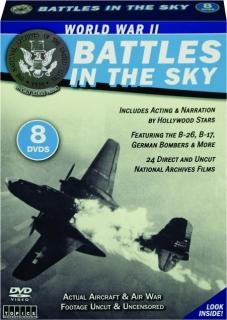 BATTLES IN THE SKY: World War II