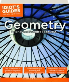 GEOMETRY: Idiot's Guides as Easy as It Gets!
