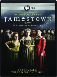 JAMESTOWN: The Complete Seasons 1 & 2