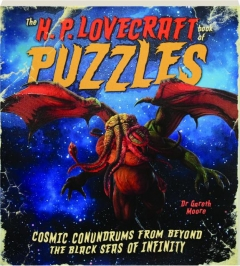 H.P. LOVECRAFT BOOK OF PUZZLES