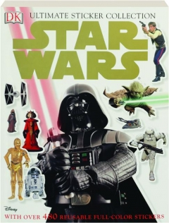 <I>STAR WARS</I> ULTIMATE STICKER COLLECTION