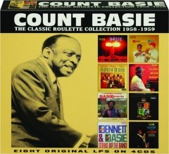COUNT BASIE: The Classic Roulette Collection 1958-1959
