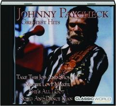 JOHNNY PAYCHECK: Greatest Hits