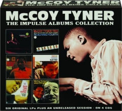 MCCOY TYNER: The Impulse Albums Collection