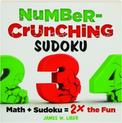 NUMBER-CRUNCHING SUDOKU