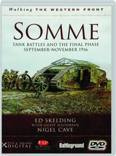 SOMME: Walking the Western Front