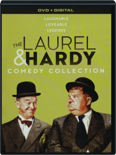 THE LAUREL & HARDY COMEDY COLLECTION