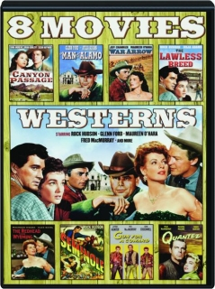 WESTERNS 8-MOVIE COLLECTION